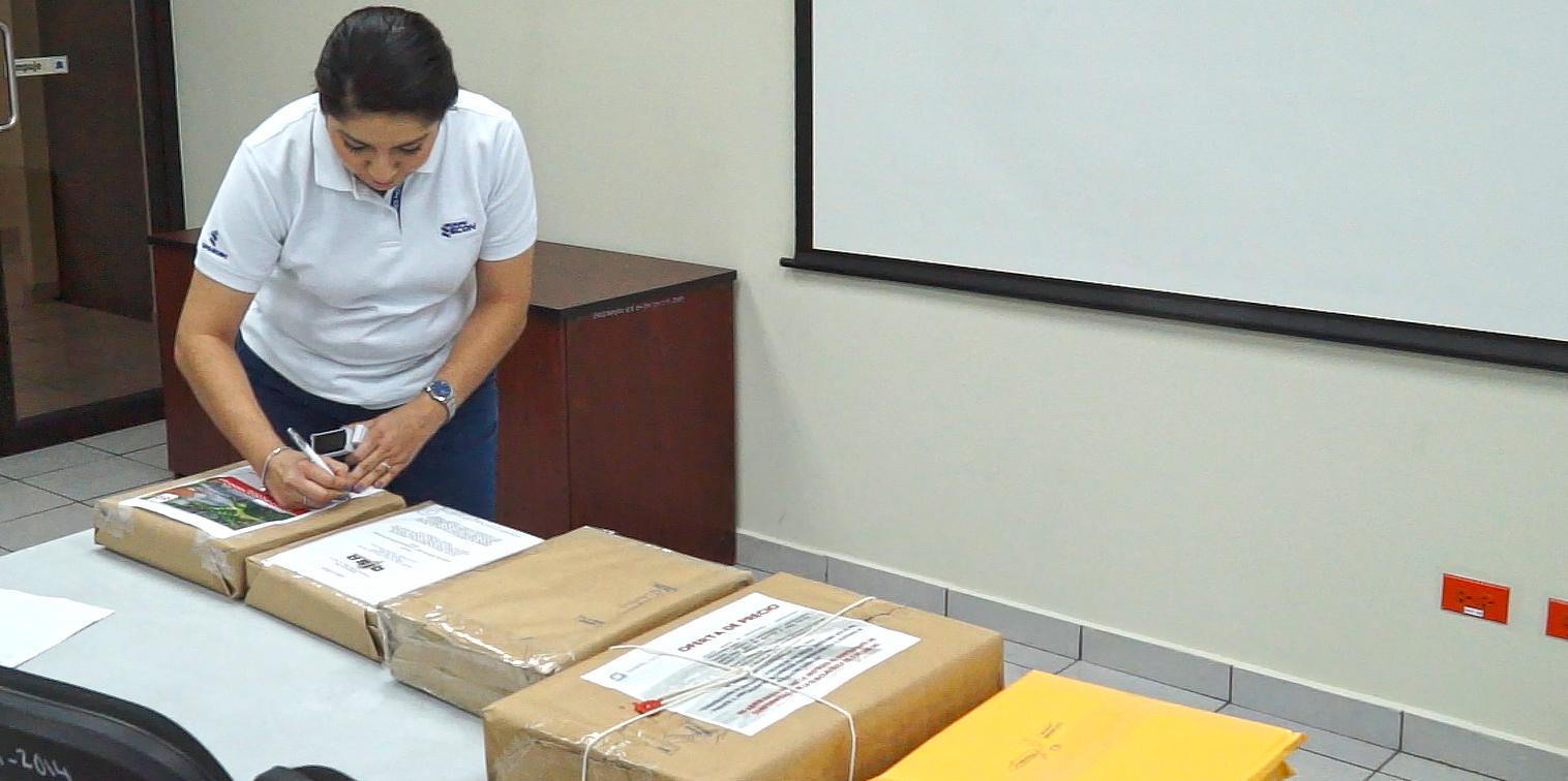 MOP apertura ofertas construcción Paquete 1 del Periférico Gerardo Barrios