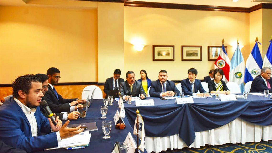 Ministros de Transporte de Centroamérica revisan hoja de ruta del Plan Maestro Regional de Movilidad y Logística