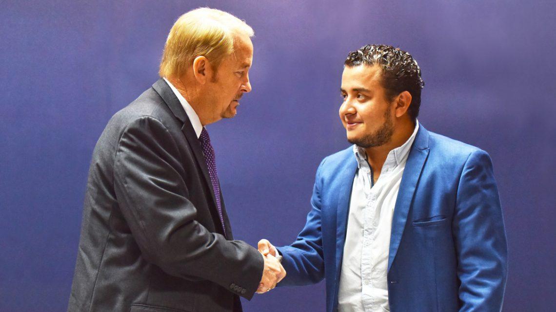 Autoridades MOP se reunen con Embajador de Estados Unidos en El Salvador
