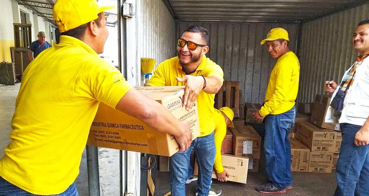 MOP por finalizar adecuación de albergue en Hospital Rosales  San Salvador