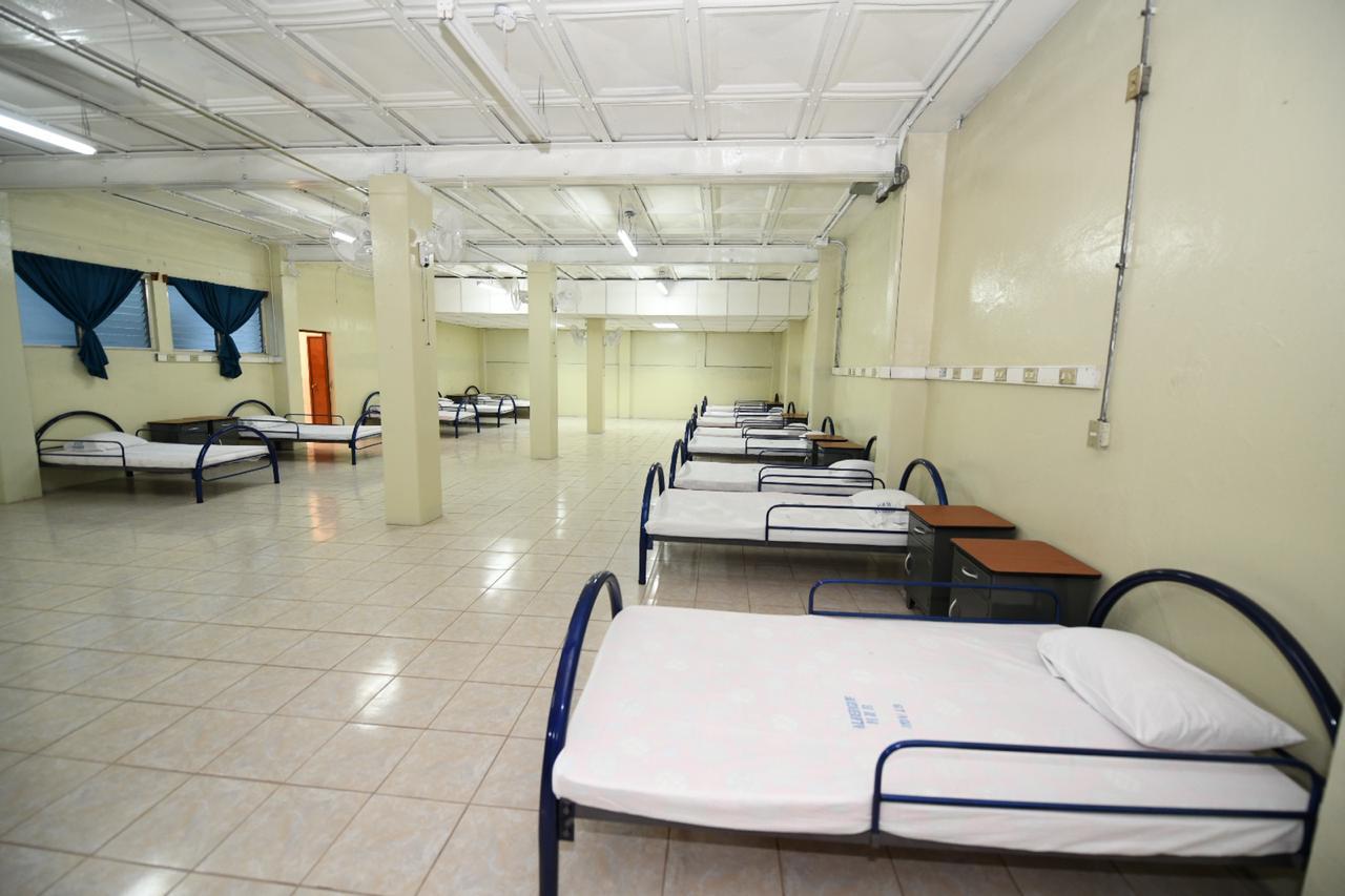 Entregamos albergue Belén en Hospital Rosales totalmente renovado