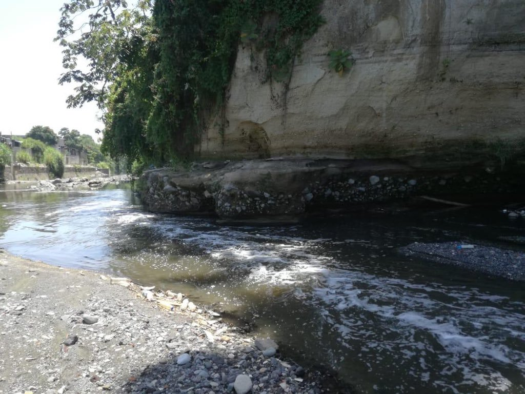 Recibimos ofertas para construcción de obras de protección en Colonia Farancisco Morazán, San Salvador