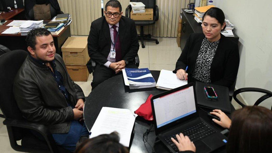 MOP brinda información a Fiscalia General sobre investigacion subsidio al transporte público