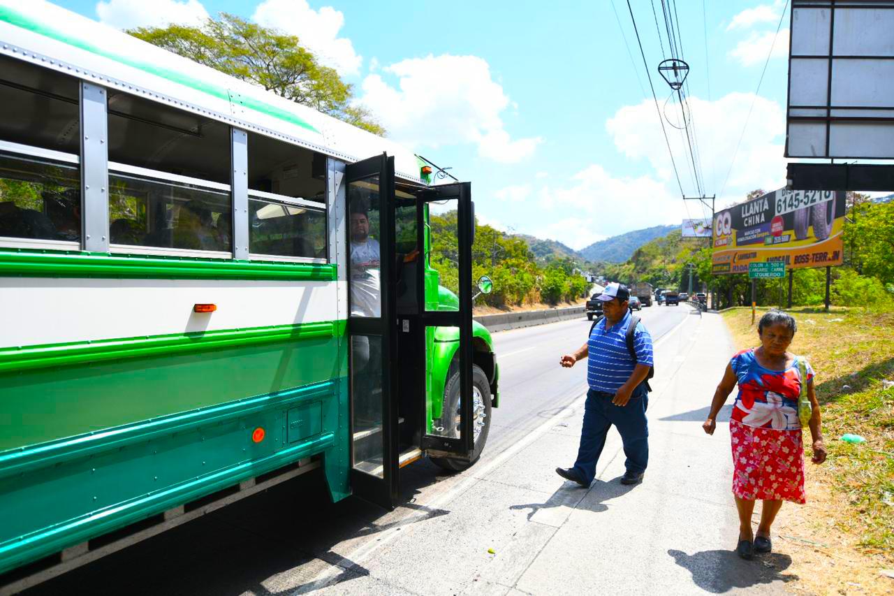 MOP construirá bahías en Carretera Panamericana, zona Los Chorros, para agilizar tráfico