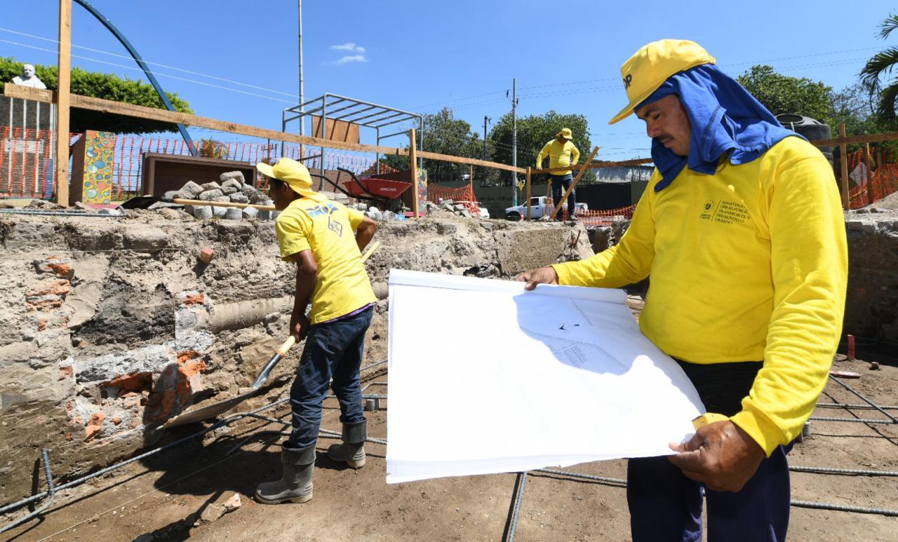 MOP reducirá vulnerabilidad por inundaciones en Barrio Candelaria y Ciudad Merliot