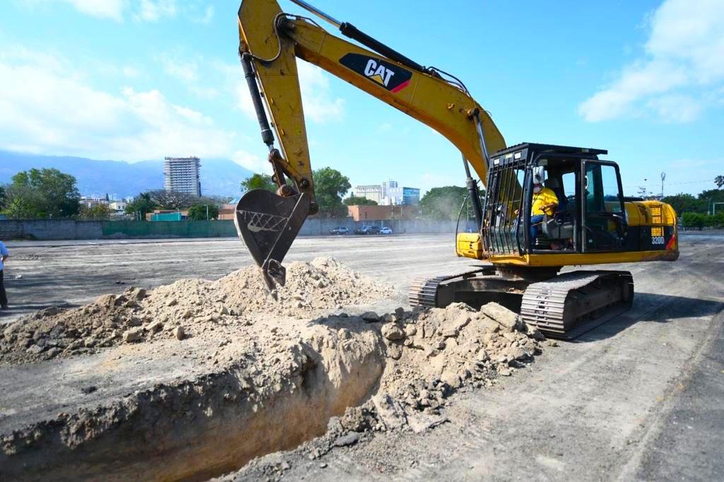 MOP avanza en construcción de hospital para atender COVID-19