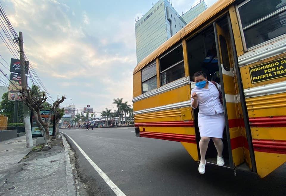Son 1,000 unidades de transporte que están a disposición del personal de salud y personas con enfermedades crónicas
