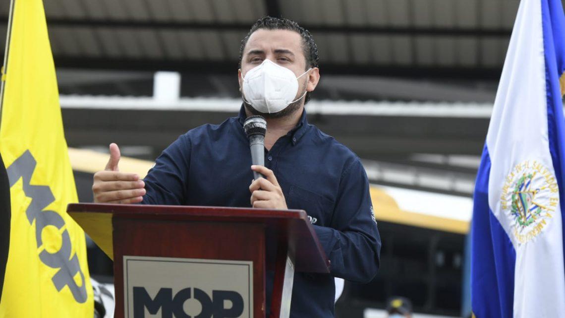 Gobierno de El Salvador prepara una reapertura ordenada y segura del transporte público