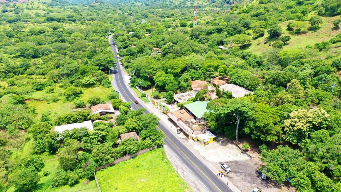 MOP y FOMILENIO II modernizan paso fronterizo El Amatillo